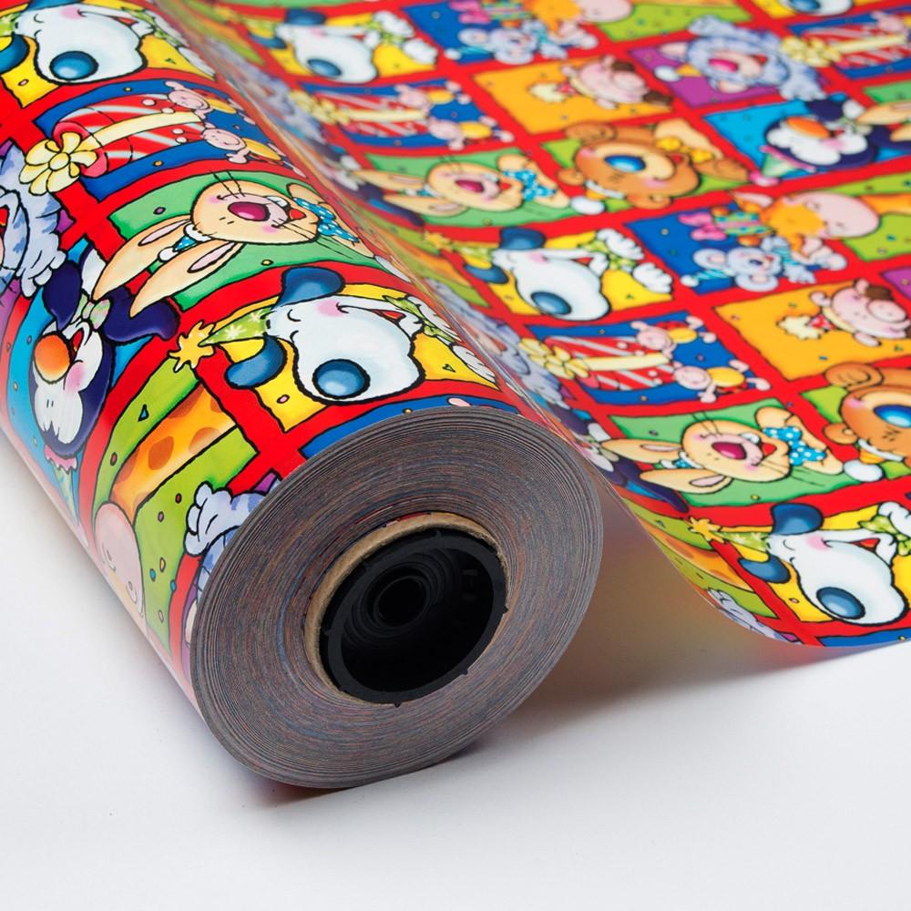 bobina papel regalo baratas