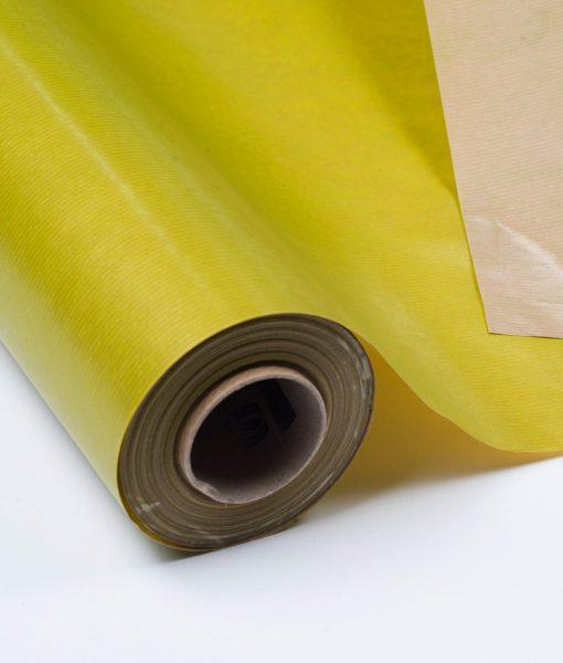 Bobina Kraft Plastificado Impreso Verde