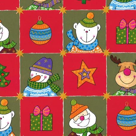 "Bobina Papel de Regalo ""Navidad"""