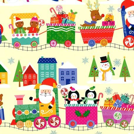 Bobina papel de regalo navidad - Papel de regalo navidad ...