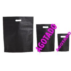 Bolsas TNT con asa troquelada (Pack)