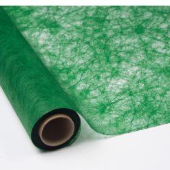 Bobina de Tejido Verde Oscuro
