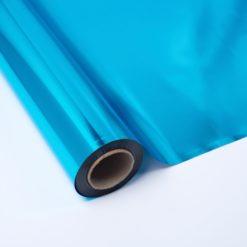 Bobina Polipropileno Metalizado Azul