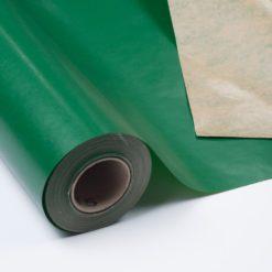 Bobina Kraft Plastificado Impreso Verde Oscuro