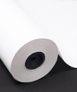 Materia Prima Papel Estucado Blanco