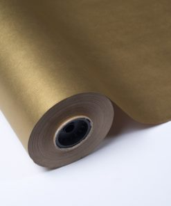Papel Kraft Color Oro