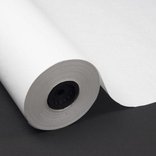 Materia Prima Papel Satinado Blanco