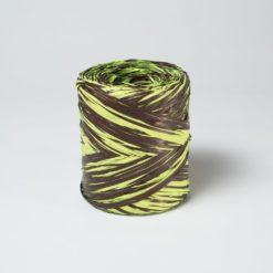Polirafia Multicolor Verde Marrón