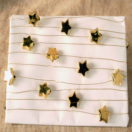 Estrellas alambradas