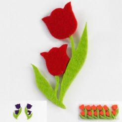 Stick Tulipa (24 unidades)