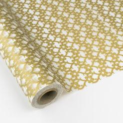 Bobina de papel seda Diseño Arábico