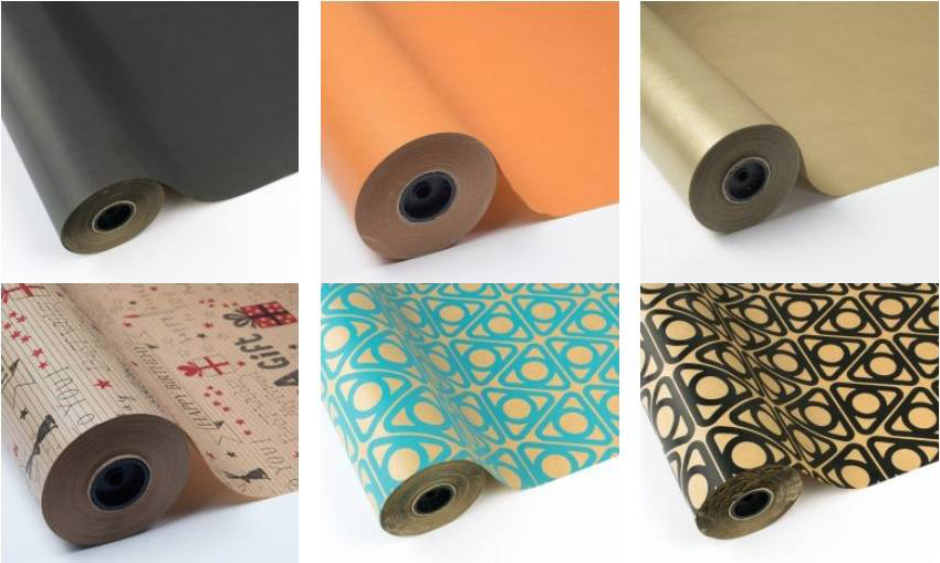 ¿Qué es el Papel Kraft? Tipos de papel.
