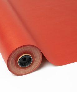 Papel Kraft Reciclado impreso color rojo