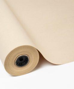 Papel Kraft Reciclado impreso color crema