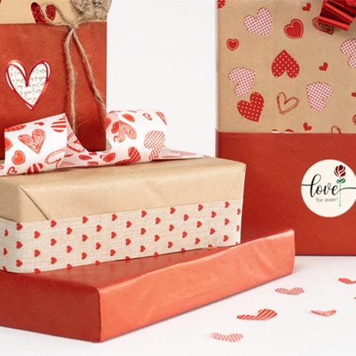 San Valentín y Día de la Madre