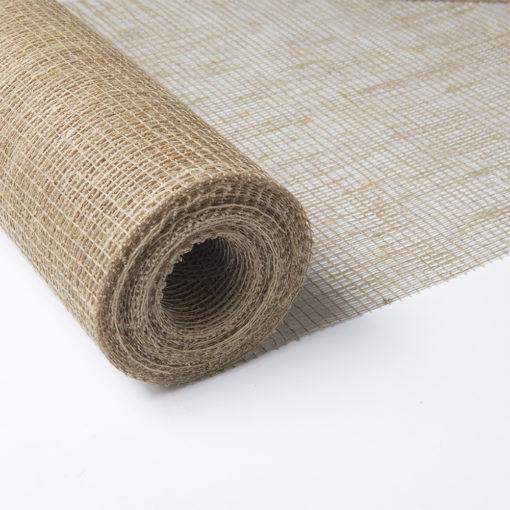 Rollo textil Yute 30cm
