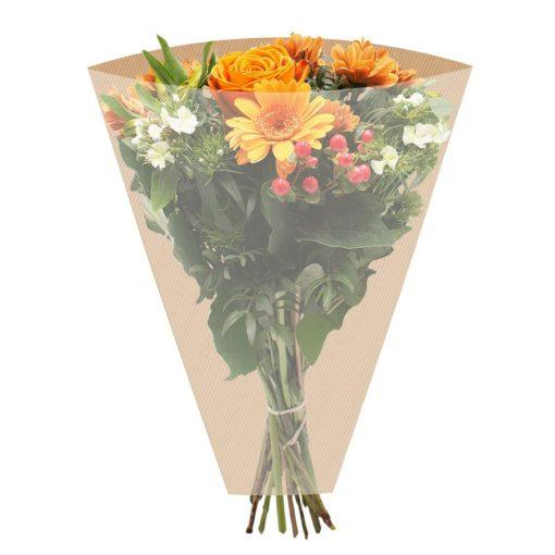 bolsa cono bouquet