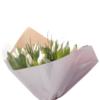 bolsa ramo color lila claro